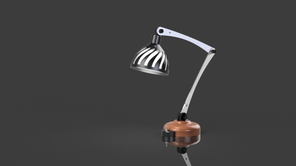 Centuries desk lamp